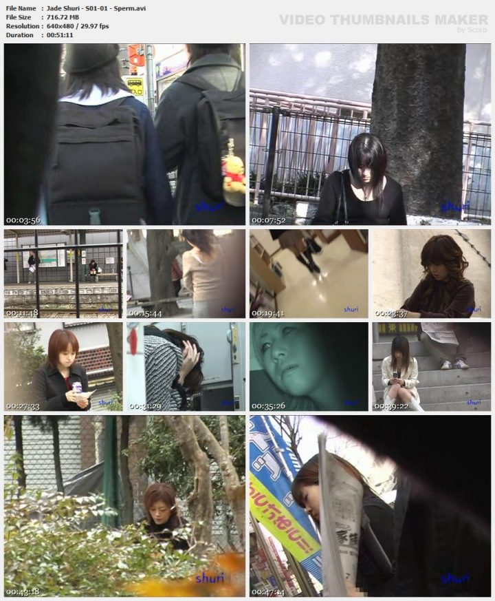 Jade Shuri – S01-01 – Sperm