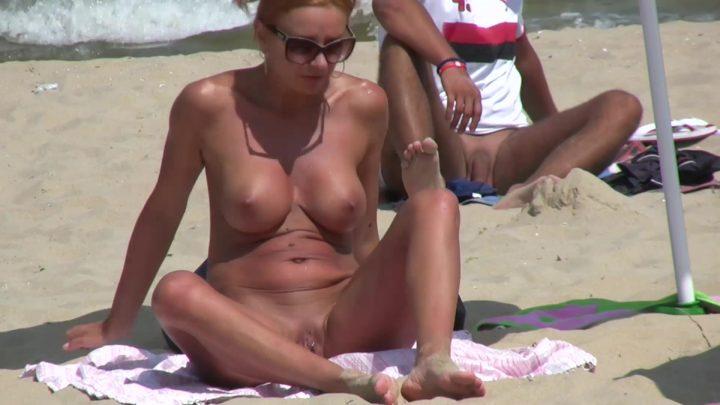 Nude Beach Video 357