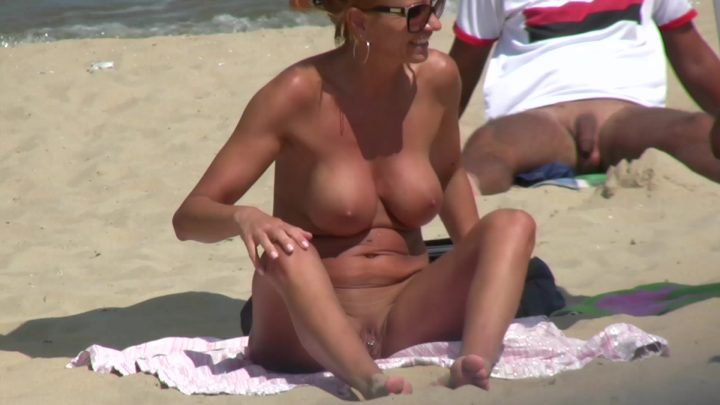 Nude Beach Video 358