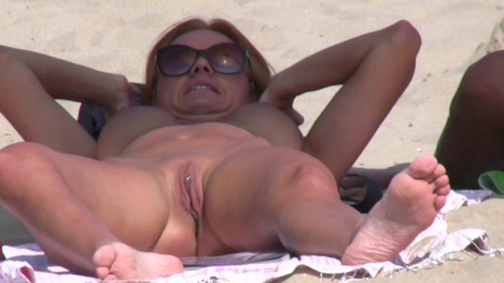 Nude Beach Video 361