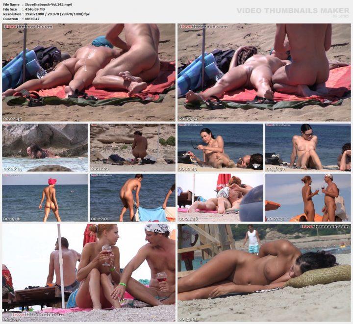 I love the beach -Vol.143