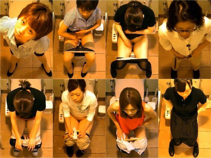 15269417 女性たちの洋式お手洗い 17(デパート編)