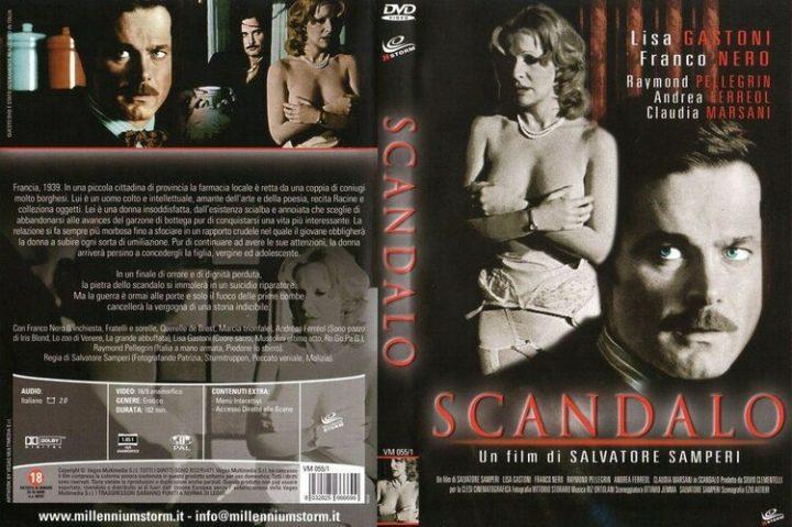 Scandalo / Submission / Scandal / Miedo al escandalo de una mujer casada / Skandal / I gefsi tis sarkas / Escandalo / Sukyandaru (1976)