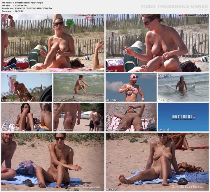 I love the beach -Vol.147