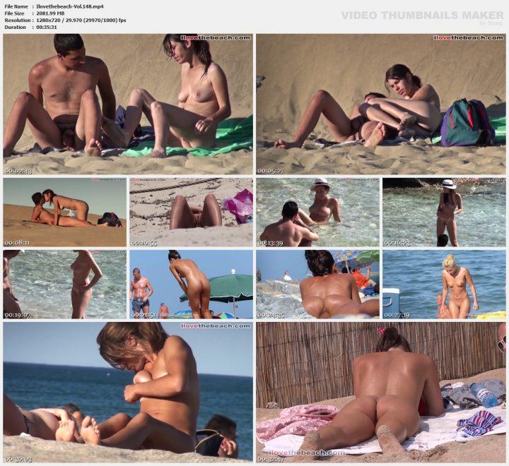 I love the beach -Vol.148