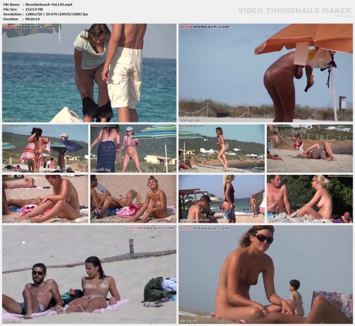 I love the beach -Vol.149
