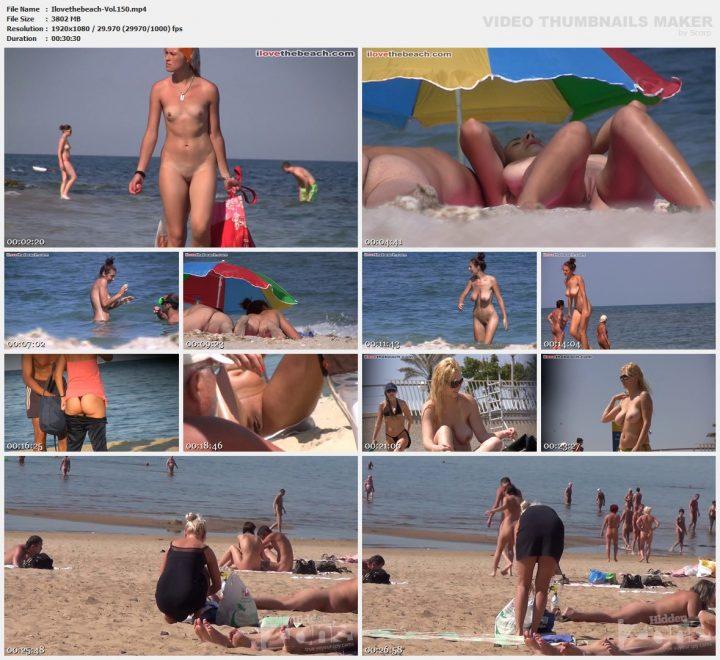 I love the beach -Vol.150