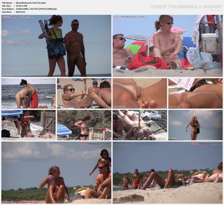 I love the beach -Vol.152