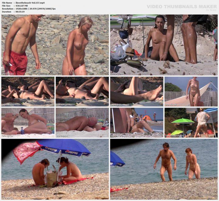 I love the beach -Vol.157