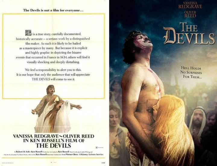 Дьяволы / The Devils / The Devils of Loudun (1971)
