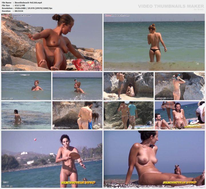 I love the beach -Vol.166