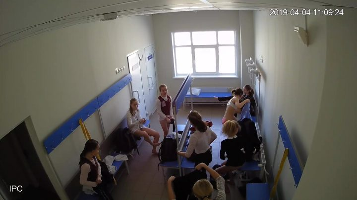 Martial women's club