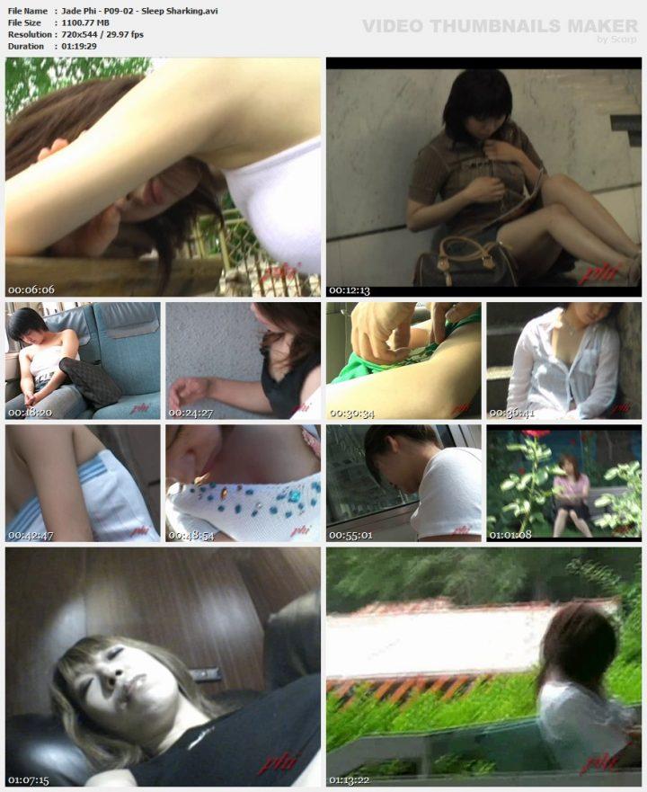Jade Phi – P09-02 – Sleep Sharking