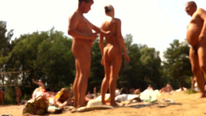Nudist beach Silver Bor