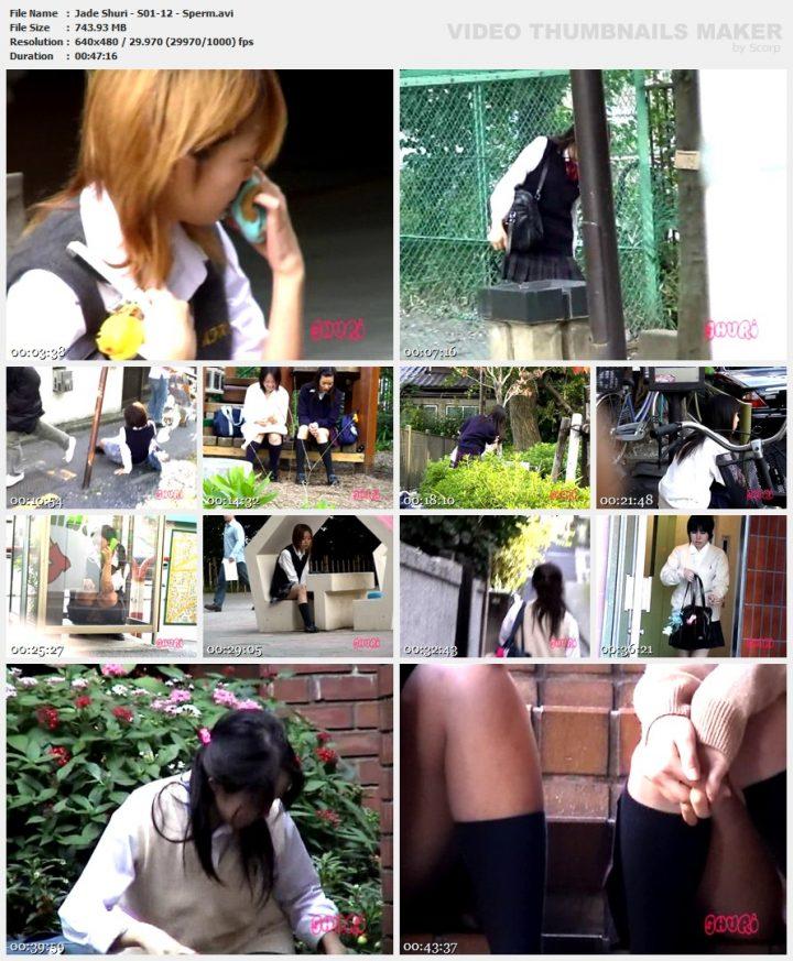 Jade Shuri – S01-12 – Sperm