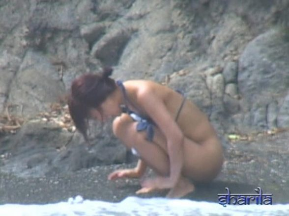 Jade Sharila – DNB-01 – Nude Beach Voyeurism