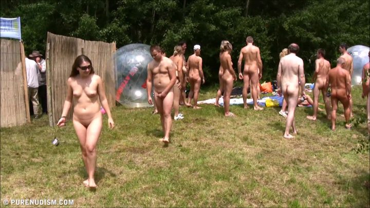 Family Pure Nudism Daytime Family Picnic Full video vol.3