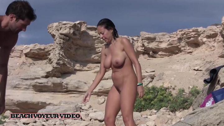Beach Voyeur HD Nude 659