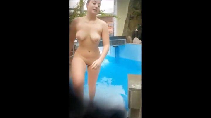 German sauna nude 17