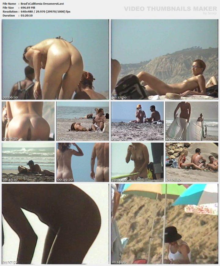 Brad's California Dreamers 6