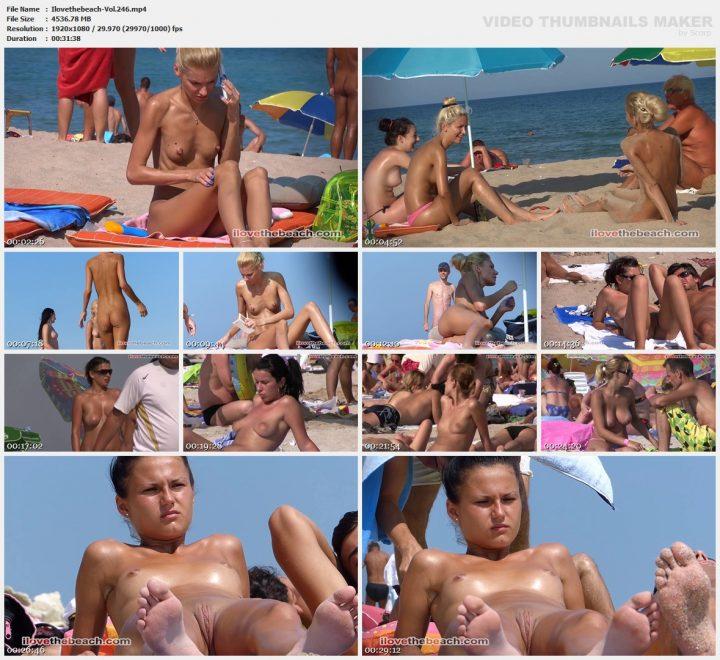 I love the beach -Vol.246