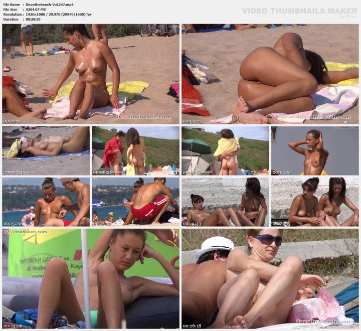I love the beach -Vol.247