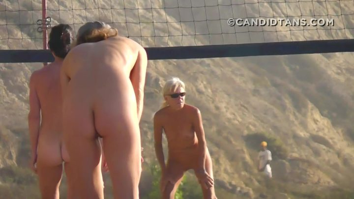 Candid Tans HD Nude 18016