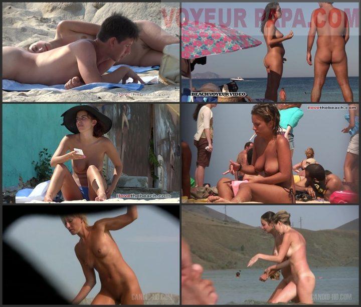 I love the beach -Vol.272