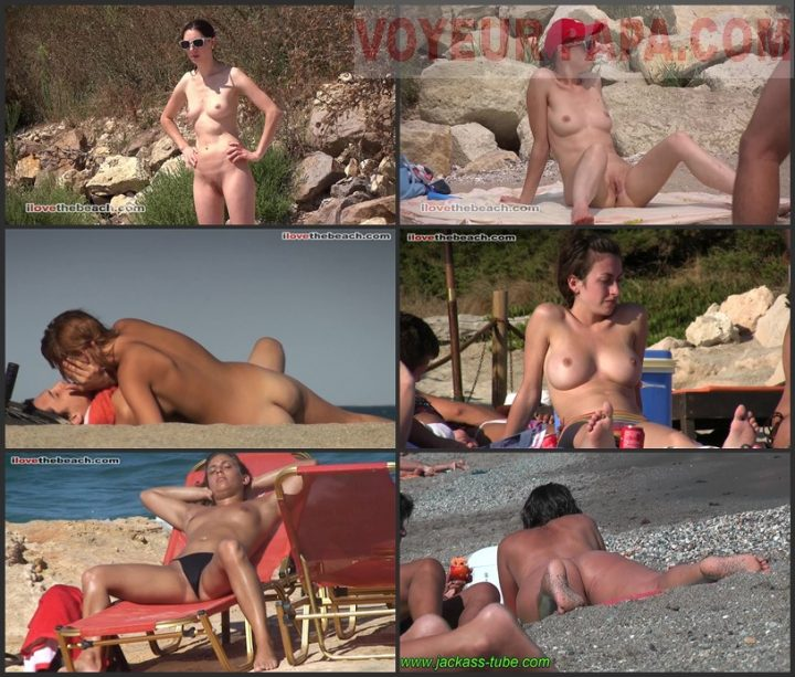 I love the beach -Vol.274