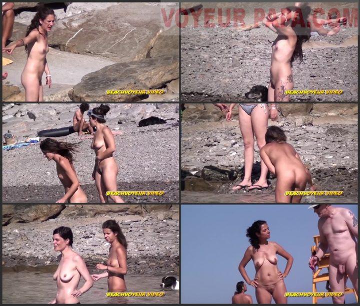 Beach Voyeur HD Nude 100