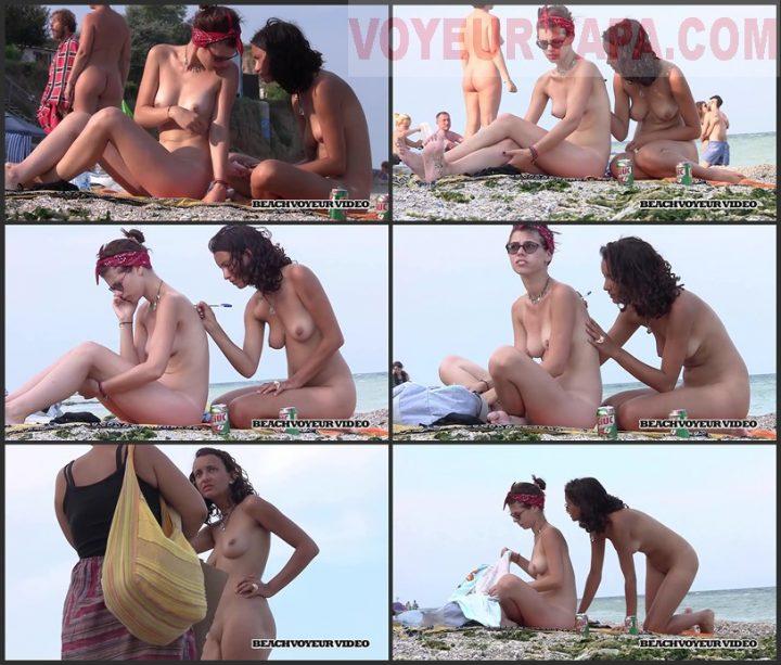 Beach Voyeur HD Nude 547