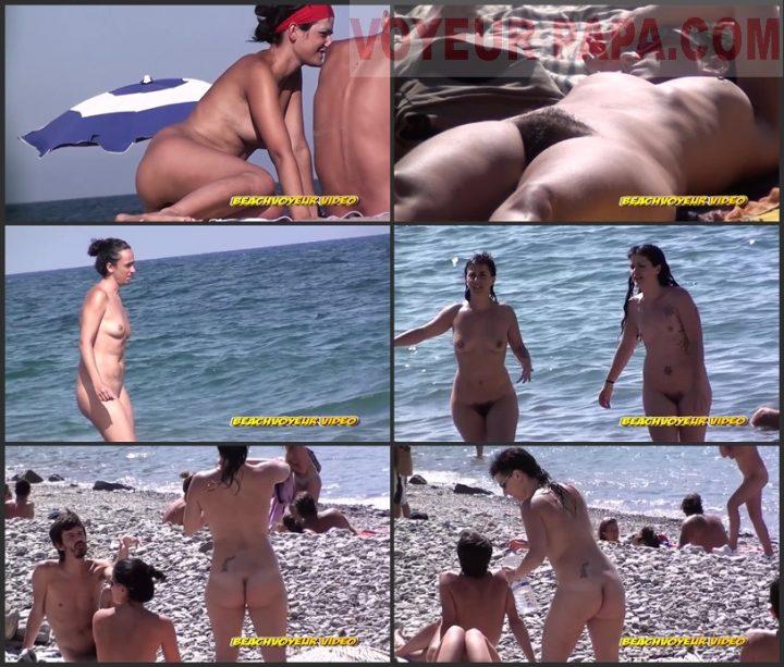 Beach Voyeur HD Nude 129
