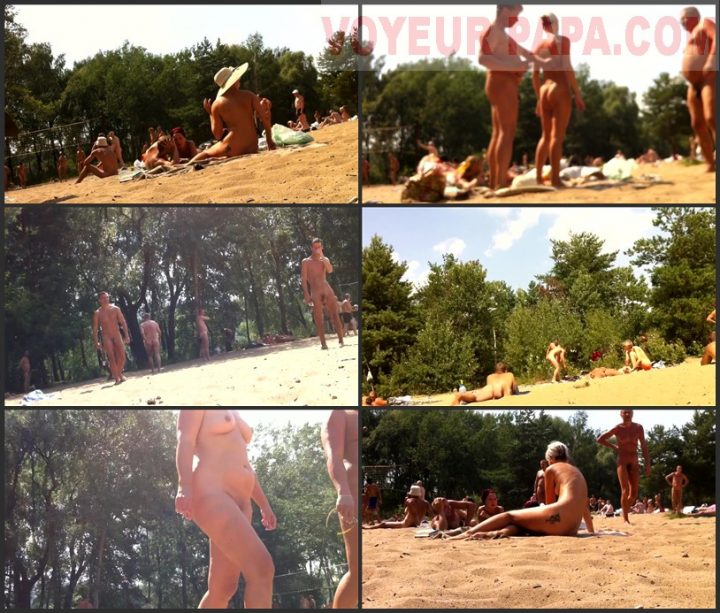 Nudist beach Silver Bor