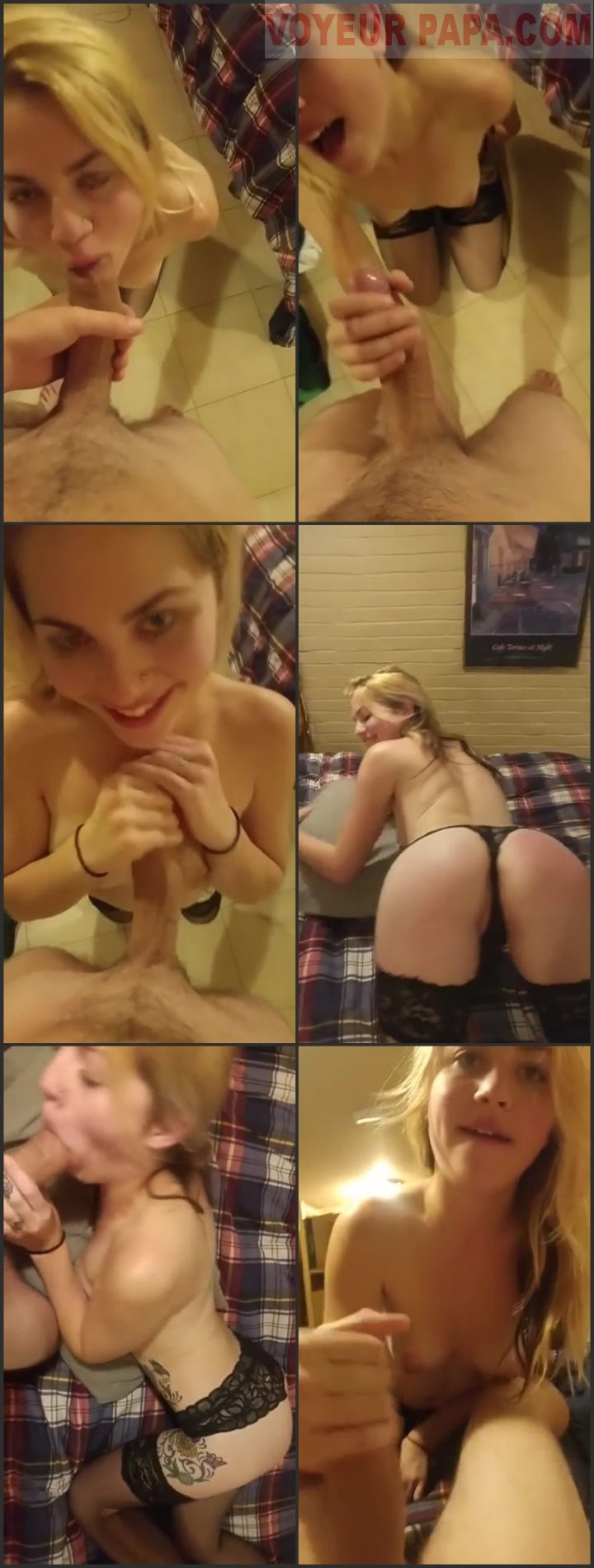 Real Amateur BlowJobs Girlfriends