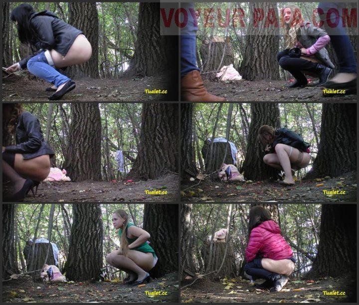 Women Pee In The Bushes 39