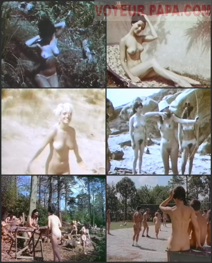 Nude Nudists & Nudism Vol 4