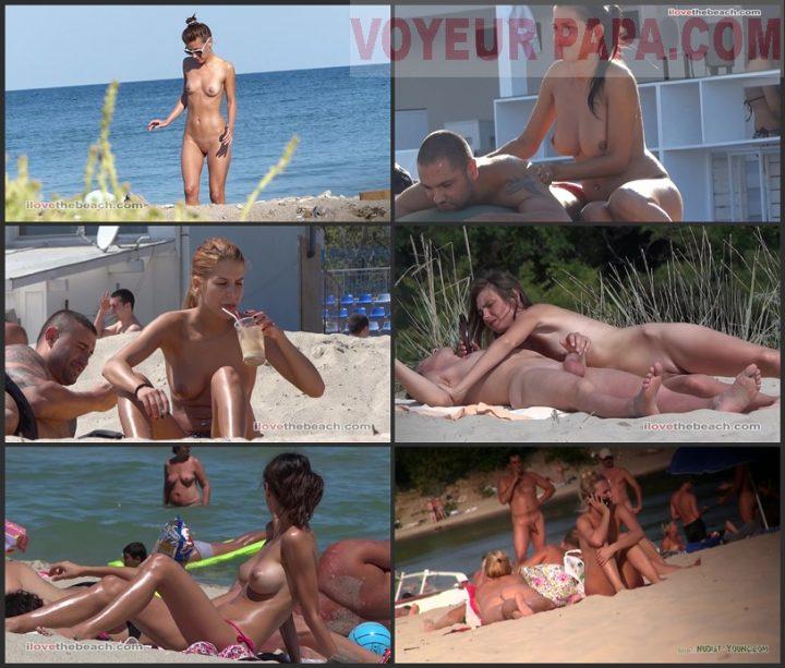 I love the beach -Vol.304