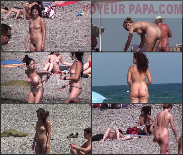 Snoopy Nude Euro Beaches 27