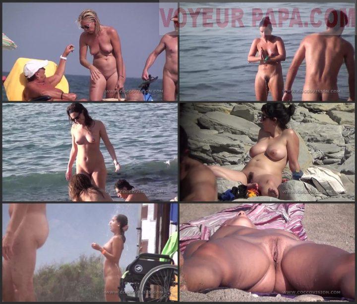 Snoopy Nude Euro Beaches 11