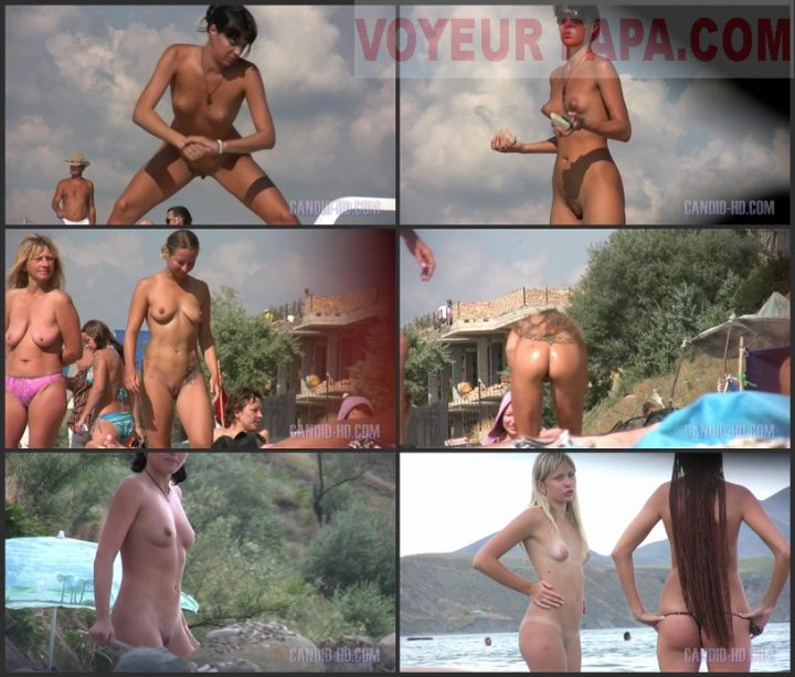 Candid Family Nudism 1
