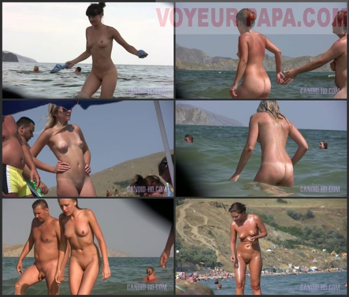 Candid Family Nudism 2