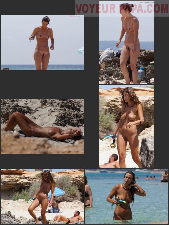 Beach Voyeur Photos