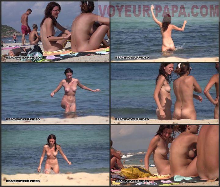 Beach Voyeur HD Nude 628