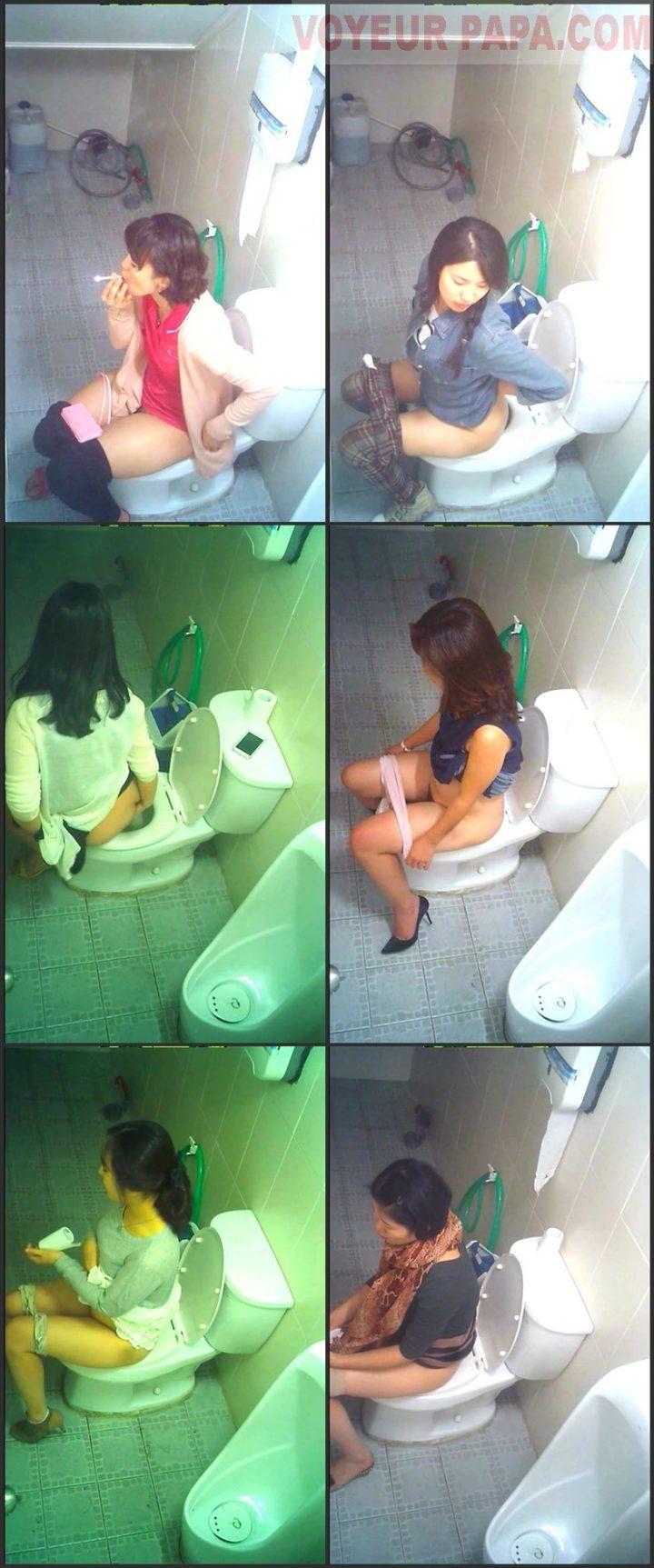 Female employees bathroom 5