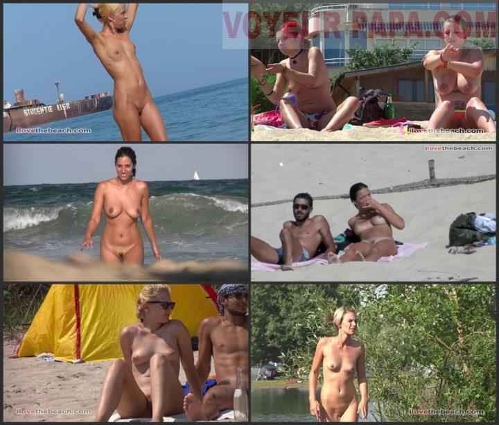 I love the beach -Vol.315