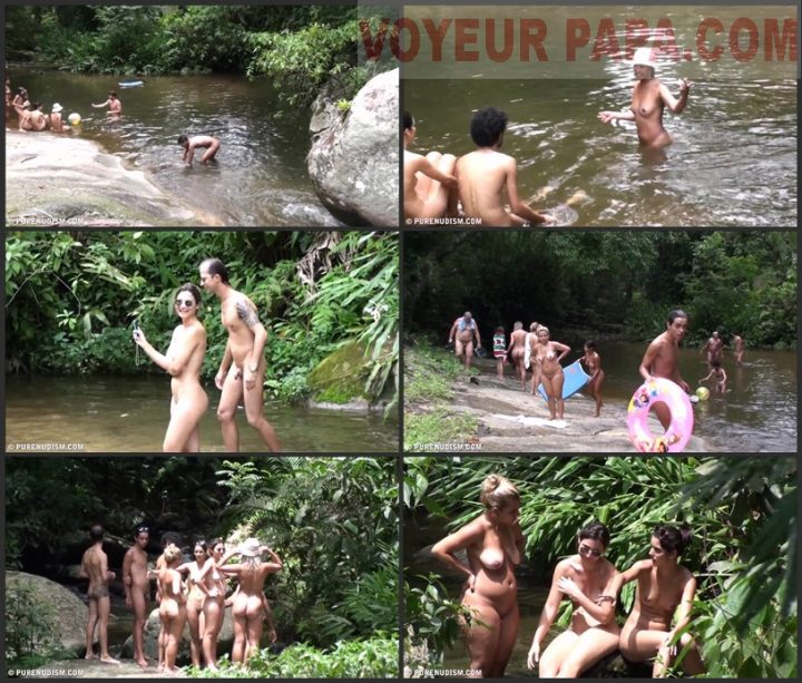 Family Pure Nudism A Tranquil Afternoon vol.1