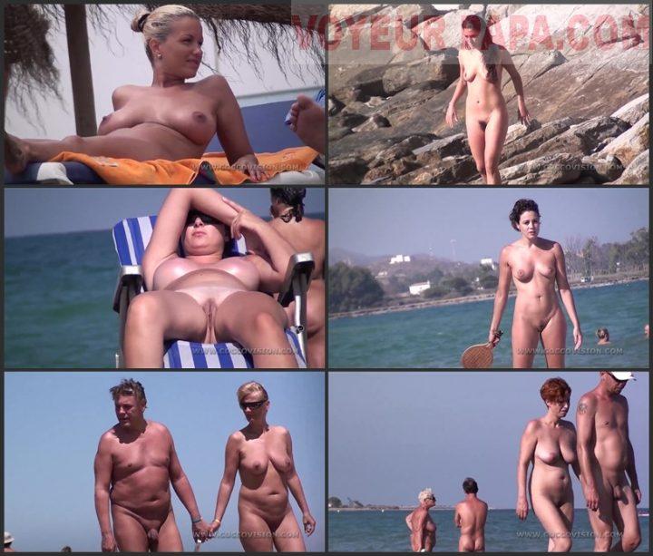 Snoopy Nude Euro Beaches 02