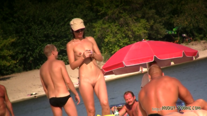 Nudist Young